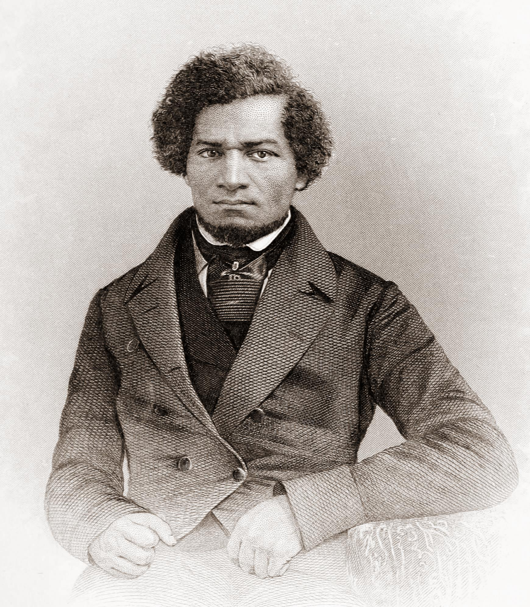 frederick douglass essay conclusion Rhetorical analysis essay diction samples: i am left in the hottest hell of unending slavery strong conclusion frederick douglass, in the end.